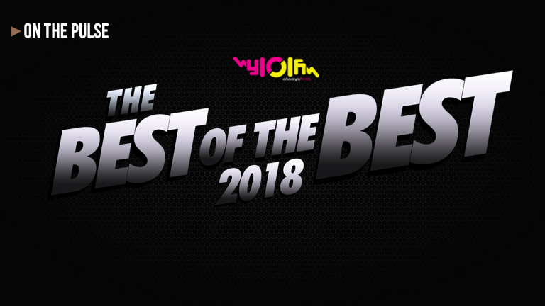 Y101 brings you the best of the best for 2018!