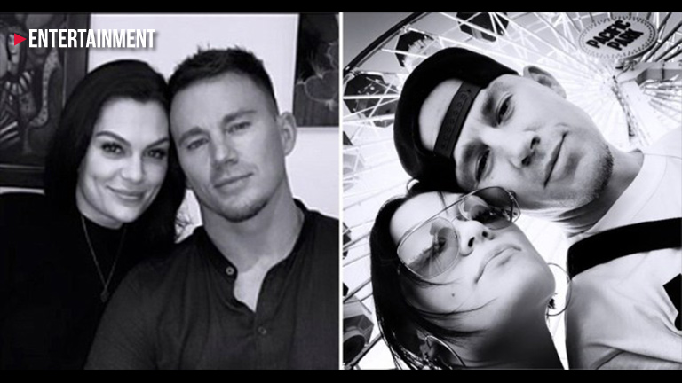 Channing Tatum and Jessie J still good friends after split
