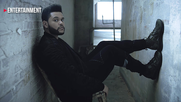 The Weeknd launches his shoe collection