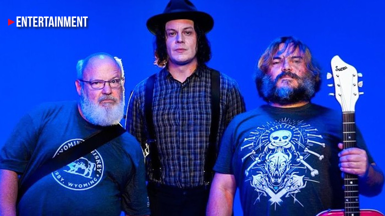 Jack Black and Jack White have teamed up to record a song called 'Jack Gray'