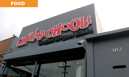 My Experience at Choobi-Choobi