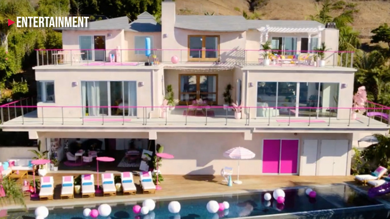For $60 a night, Malibu Barbie dreamhouse up on AirBnB