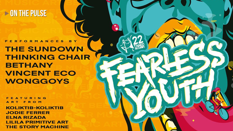 22 Tango Records Fearless Youth Kicks Off on October 2019