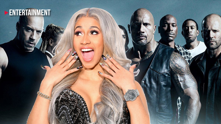 Cardi B and Ozuna joins fast & Furious 9 cast members