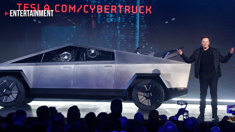 Elon Musk's Net Worth Falls $770 Million After Tesla's Botched Cybertruck Debut