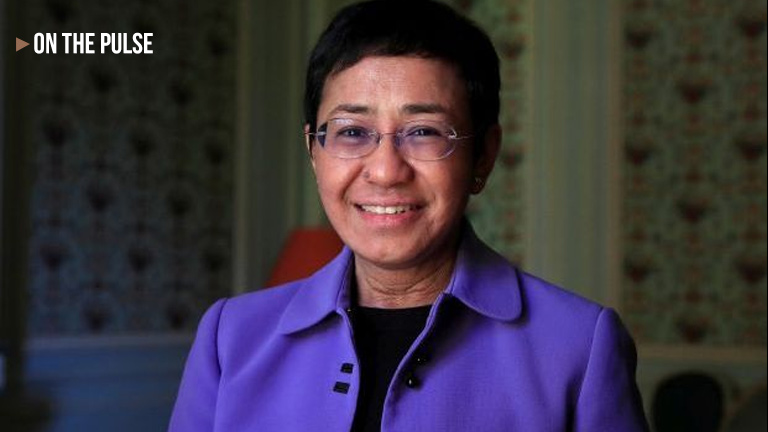TIME Person of the Year 2018 Maria Ressa
