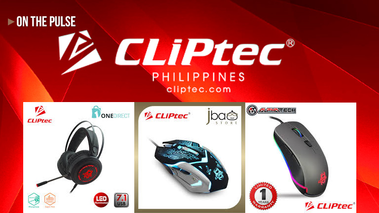 Cliptec gadgets for Y101FM's 12 Days of Christmas!