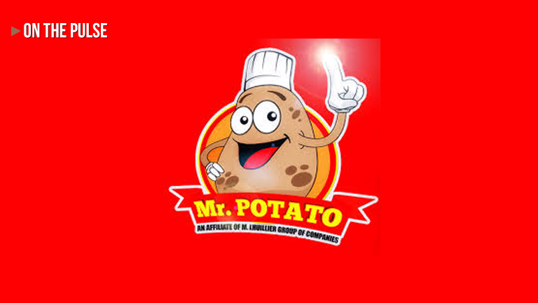 Mr. Potato Y101's 12 Days of Christmas
