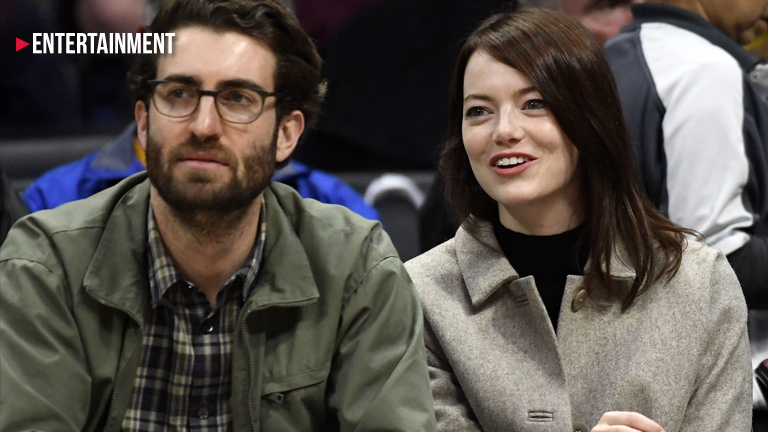 Emma Stone is engaged to boyfriend Dave McCary