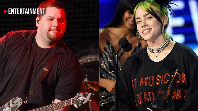 Van Halen responded to Billie Eilish not knowing who they were by telling fans to 'go check her out'