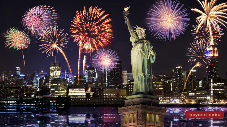 New York is the Best Place in the World to Spend New Year's Eve